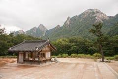 Национальный парк Seoraksan Стоковые Изображения RF