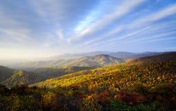 Национальный парк Shenandoah стоковые изображения rf