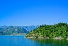 Национальный парк Skadar озера, Черногория Стоковое Изображение RF