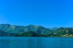 Национальный парк Skadar озера, Черногория Стоковые Фото