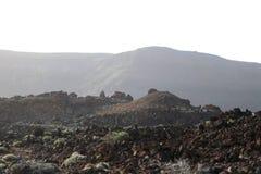 Национальный парк Teide Стоковая Фотография