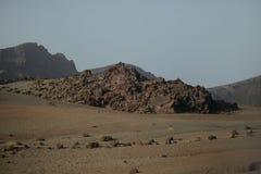 Национальный парк Teide Стоковые Фотографии RF