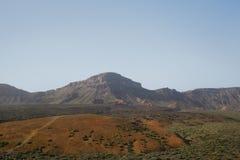 Национальный парк Teide Стоковые Изображения