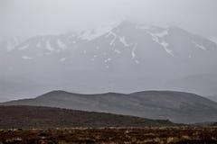 Национальный парк Tongariro Стоковое фото RF
