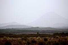 Национальный парк Tongariro Стоковые Фотографии RF