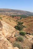 Национальный парк Toubkal в Марокко Стоковые Фотографии RF