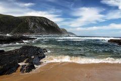 Национальный парк Tsitsikamma, Южная Африка Стоковое Изображение