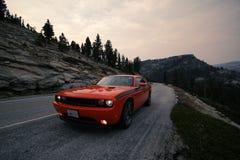 Национальный парк Yosemite претендента доджа стоковая фотография rf