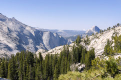 Национальный парк Yosemite Стоковое Фото