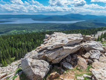 Национальный парк Zyuratkul Стоковое Изображение RF