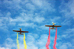 Национальный праздник Румынии s Стоковая Фотография RF