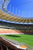 Национальный стадион арены Стоковые Изображения RF