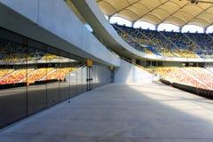 Национальный стадион арены Стоковые Изображения