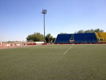 Национальный стадион N'Djamena, Чад Стоковое Изображение RF