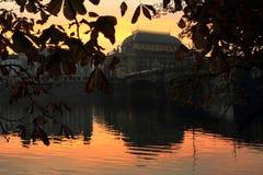 Национальный театр в Праге стоковые изображения