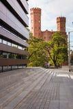 Национальный форум музыки, Wroclaw, Польша, Европа Стоковое Изображение RF