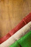 Национальный флаг Венгрия Стоковые Изображения RF