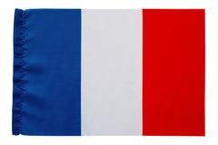 Национальный флаг франция Стоковое Фото
