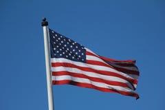 Национальный флаг Стоковые Изображения RF