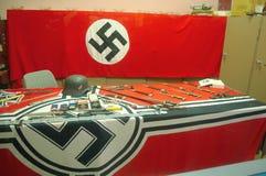 Нацистские артефакты, Гитлер, стоковые фотографии rf