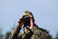 Нацистский солдат Стоковое Фото