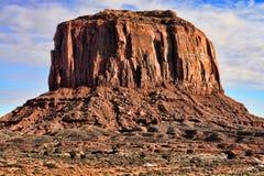 Нация Аризоны Навахо долины памятника Стоковое Изображение