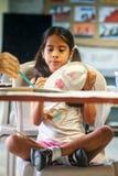 начальная школа бедных эквадора Стоковое Изображение