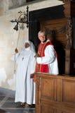 Начало католической массы Стоковое Фото