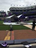 Начало NYU Yankee Stadium 2016 Стоковые Изображения