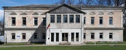 Начальная школа в историческом месте Стоковое Фото
