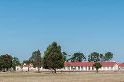 Начальная школа в Karatara Стоковое Изображение RF