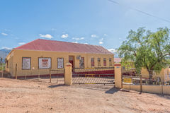 Начальная школа в Zoar Стоковая Фотография