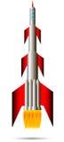 начинать ракеты Стоковое Изображение