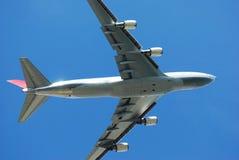 начинать самолета Стоковые Фотографии RF
