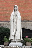 Наша дама Фатимы - церков святыни Святого Антония Падуи, Нью-Йорка Стоковое фото RF