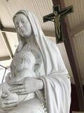 Наша дама святыни Фатимы стоковое изображение