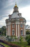 Наша дама церков Смоленска стоковое фото rf