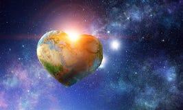Наша уникально вселенная стоковая фотография