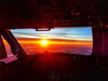 Нашествие восхода солнца стоковая фотография rf