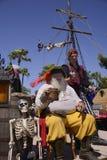 Нашествие пирата Лонг-Бич Стоковые Изображения RF