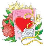 Наше венчание 010 Стоковые Фото