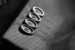 Нашивка костюма кнопки Стоковые Изображения RF