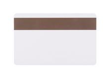 нашивка кредита карточки магнитная Стоковая Фотография RF