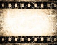 Нашивка фильма Grunge бесплатная иллюстрация