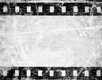Нашивка фильма Grunge иллюстрация вектора