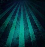 Нашивки абстрактной голубой предпосылки ретро Стоковое фото RF