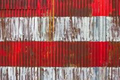 Нашивки американского флага Стоковое Фото