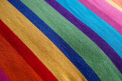 Нашивки материала текстуры Стоковое Изображение