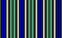 Нашивки на изображении Голубые, зеленые, белые, черные цвета с влиянием металла искусство самомоднейшее Стоковое Фото