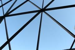Нашивки отрезали небо Стоковые Фотографии RF